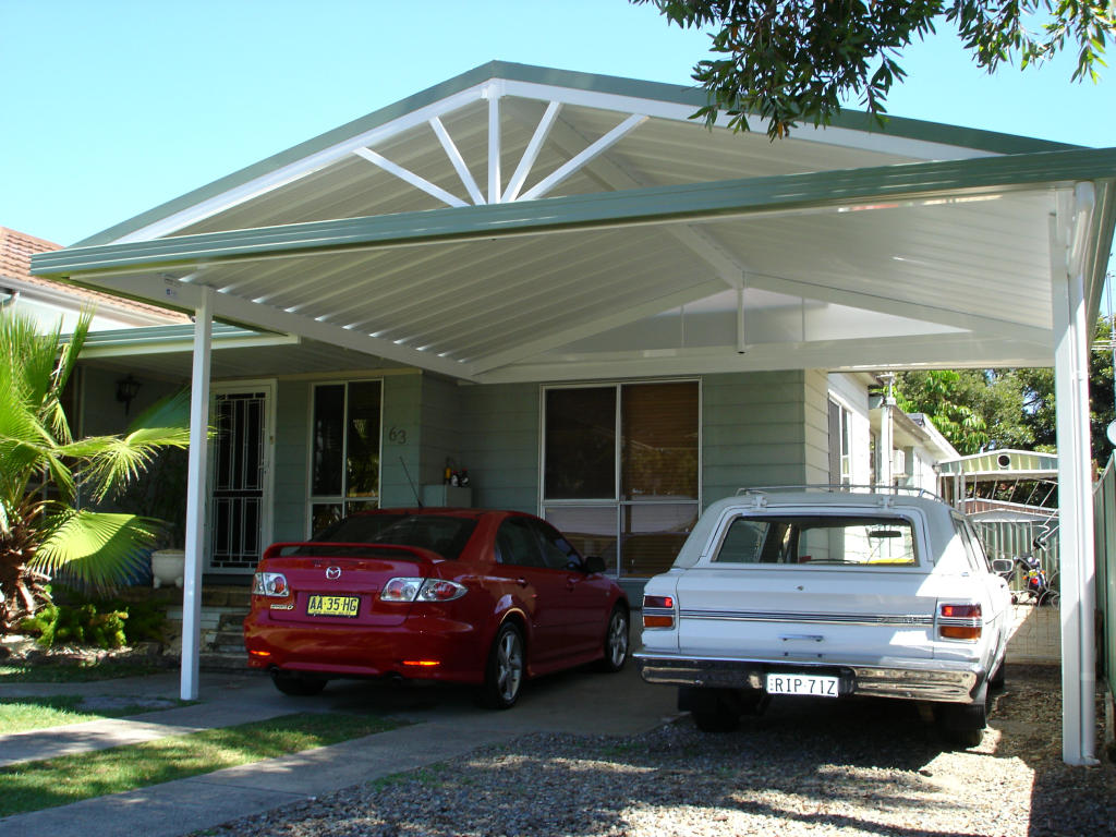 Apollo additions for Carport additions